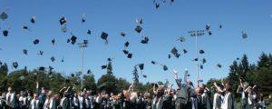 graduación estudio estudiante estudiantes con discapacidad