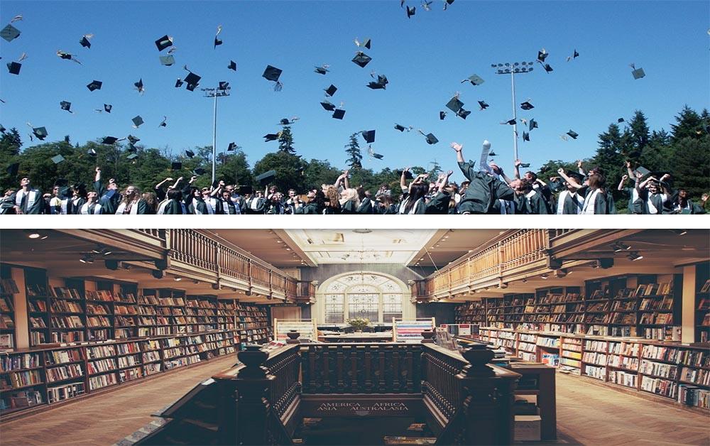 graduación estudio estudiante estudiantes con discapacidad libros