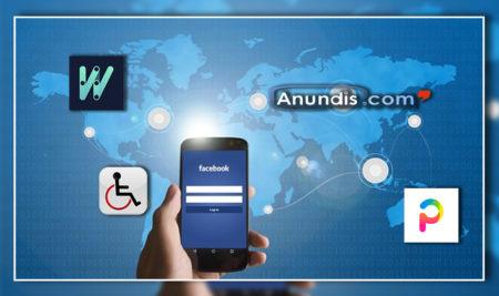 7 redes sociales para personas con discapacidad